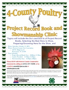 Cover photo for 4-H Poultry Workshop