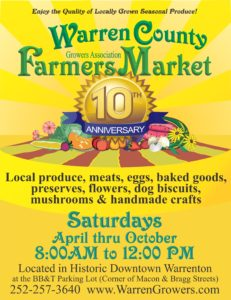 Cover photo for Warren County Farmers Market