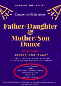 Cover photo for Father/Daughter & Mother/Son Dance