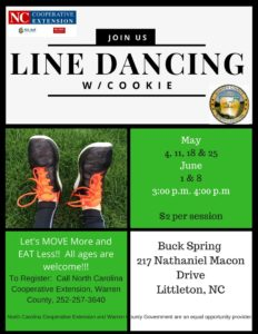 Cover photo for Line Dancing with Cookie, June 1