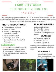 Cover photo for 2018 Farm-City 4-H Photo Contest