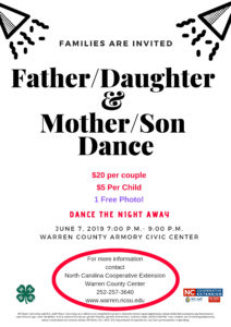 Cover photo for Annual Father / Daughter & Mother / Son Dance