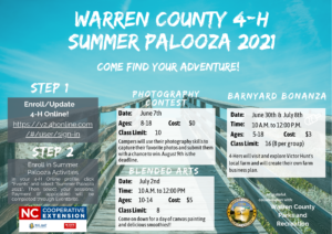 Summer Palooza 2021